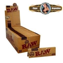 RAW CLASSIC N8 X 50 - CAJA X 50