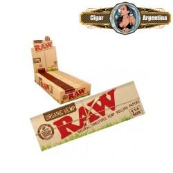RAW CLASSIC 1 1/4 X 50 - CAJA X 24
