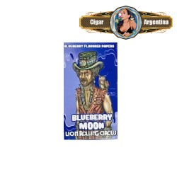 FLAVOURS BLUEBERRY MOON 1 1/4 X 50 - CAJA X 25