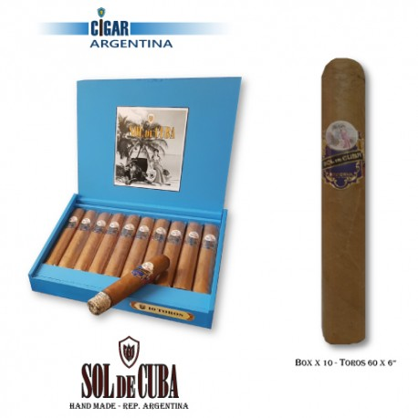 SOL DE CUBA RESERVA - Toro
