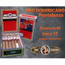 ORO DOMINICANO PUNTALANZA Corona - Box x 12