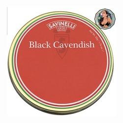 SAVINELLI - BLACK CAVENDISH lata x 50Gr
