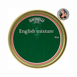 SAVINELLI - ENGLISH MIXTURE lata x 50 Gr