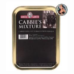 SAMUEL GAWITH - CABBIES MIXTURE lata x 50Gr