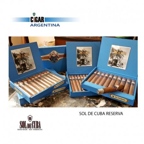 SOL DE CUBA RESERVA - Corona