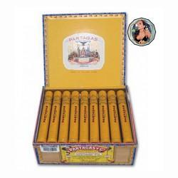 PARTAGAS DE LUXE TUBO  - Box x 25