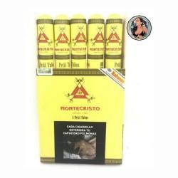 MONTECRISTO - PETIT TUBO x 5