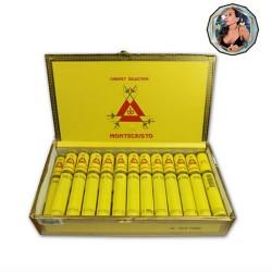 MONTECRISTO PETIT TUBO - Box x 25