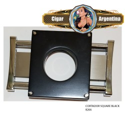 Cortador Square Black