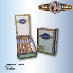 LA REDENCION - Corona Box x 12
