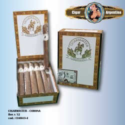 CIGARMASTER Corona - Box x 12