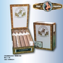 CIGARMASTER Robusto - Box x 10