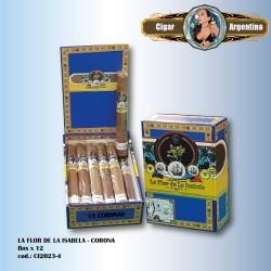 LA FLOR DE LA ISABELA - Corona Box x 12