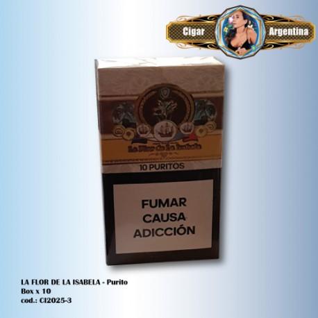 LA FLOR DE LA ISABELA - Purito Box x 10