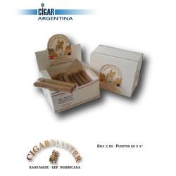 CIGARMASTER PURITO NATURAL - Box x 50