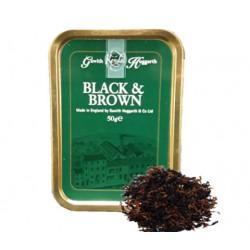 BLACK & BROWN lata x 50Gr.