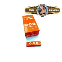 OCB ORANGE N8 X 50