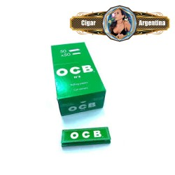 OCB GREEN N8 X 50 - CAJA X50