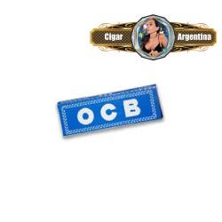 OCB BLUE N8 X 50 - CAJA X 25