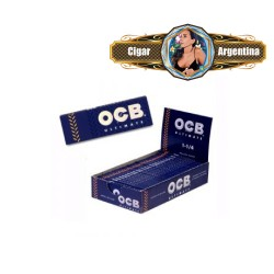 OCB ULTIMATE N8 X 50 - CAJA X 50