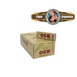 OCB ORGANICO N8 X 50 - CAJA X 50