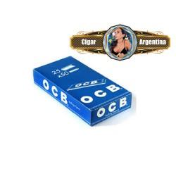 OCB BLUE 1 1/4 X 50 - CAJA X 25