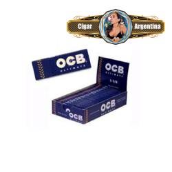 OCB ULTIMATE 1 1/4 X 50 - CAJA X 25