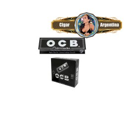 OCB PREMIUM N8 DOBLE X 100 - CAJA X 25