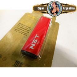KCF-304 RECARGABLE INTERFAZ USB neg/azu/roj