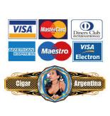 Abone sus pedidos con Tarjeta de Credito o Debito